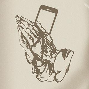 스마트폰 기도문